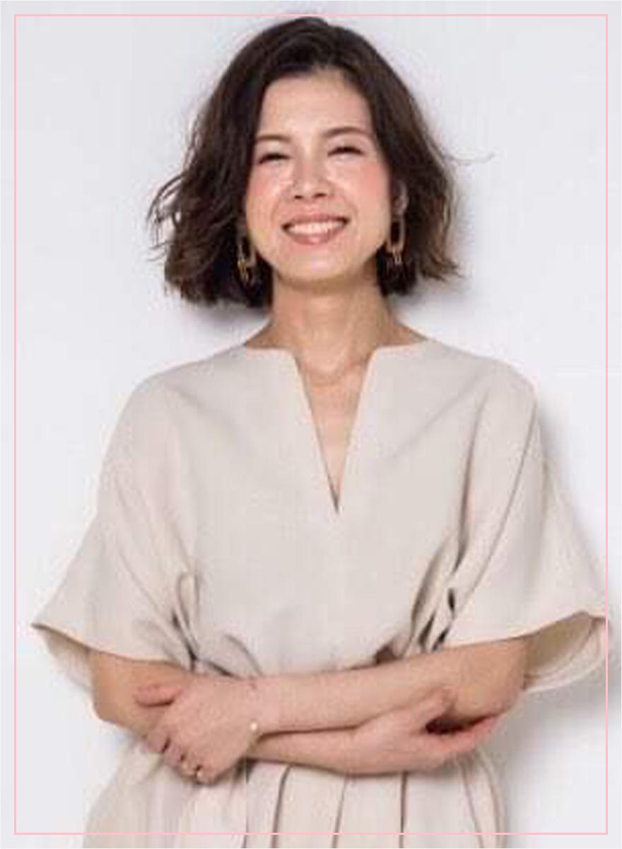 一般社団法人日本顔タイプ診断協会 メイクアドバイザー講師 篭橋 ますみ