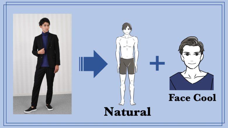 大人顔タイプの骨格ナチュラルはどう合わせる?骨格タイプ×顔タイプの組み合わせ